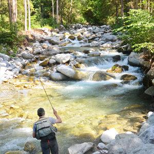 Pesca a mosca Freshwater