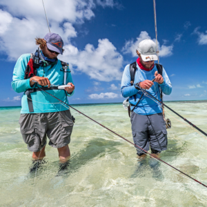 Pesca a mosca Saltwater
